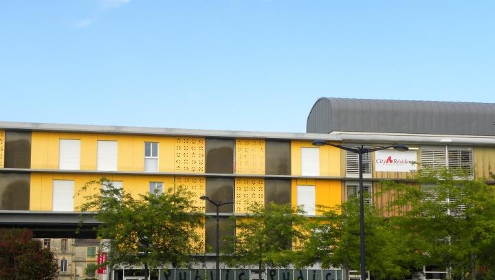Hoteltipp: City Résidence BordeauxCentre