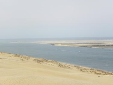 Die Atlantikseite der Düne