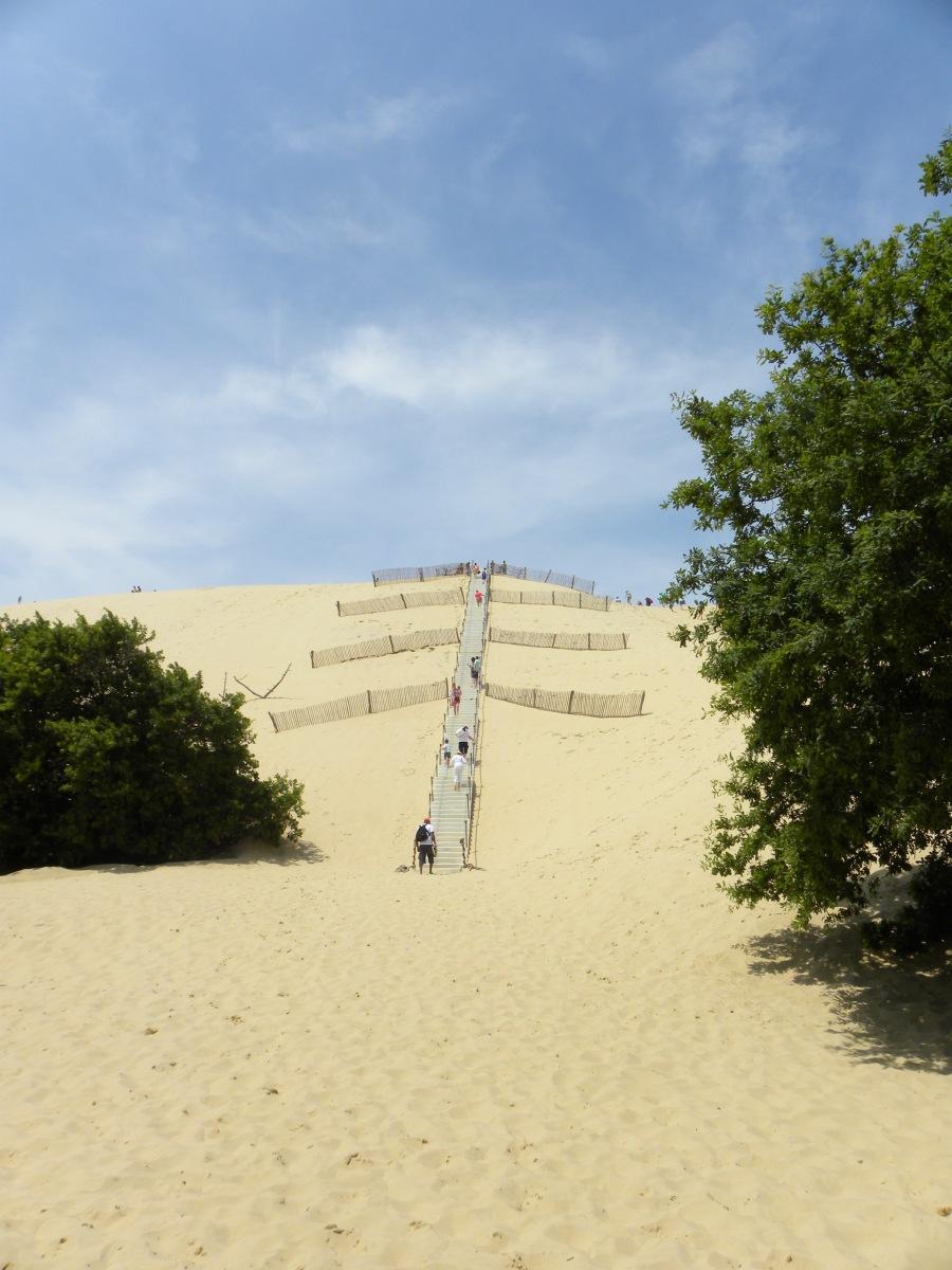 Städtetrip Bordeaux und Ausflug zur Dune du Pilat