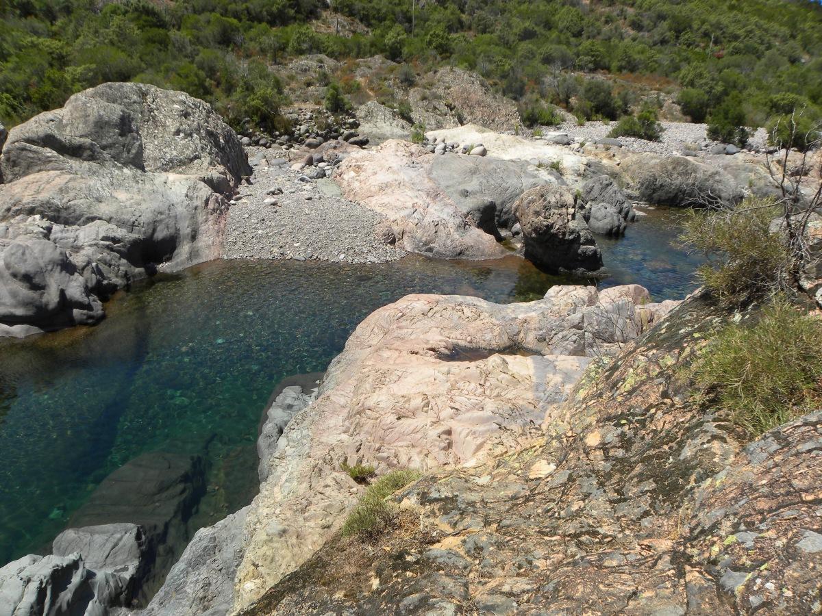 Korsika: Flusswandern durchs Fangotal