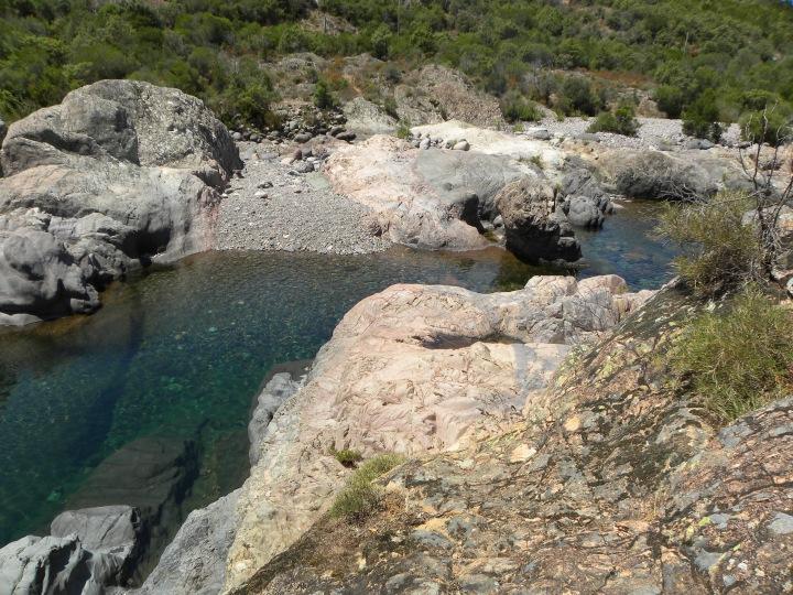 Korsika: Flusswandern durchsFangotal