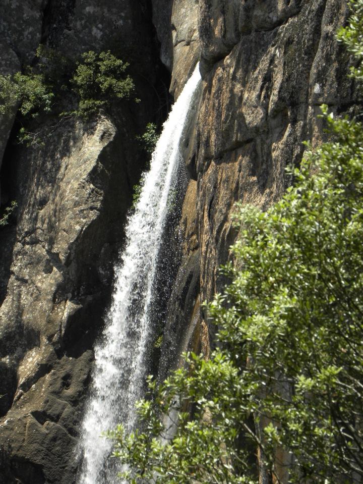 Wanderung zu Korsikas höchstemWasserfall