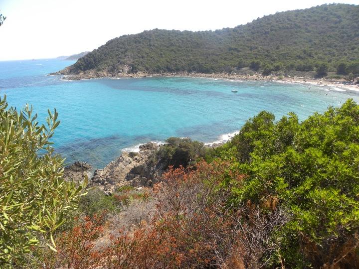 Korsikas Strände: Der Strand vonFautéa