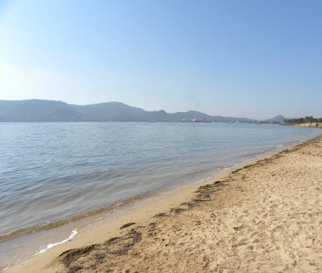 Plage de Marina Corsica