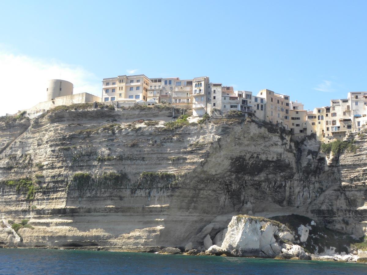 Bonifacio: Bootstour entlang der Kreidefelsen und Grotten
