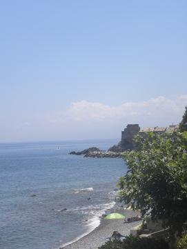 Strand von Erbalunga