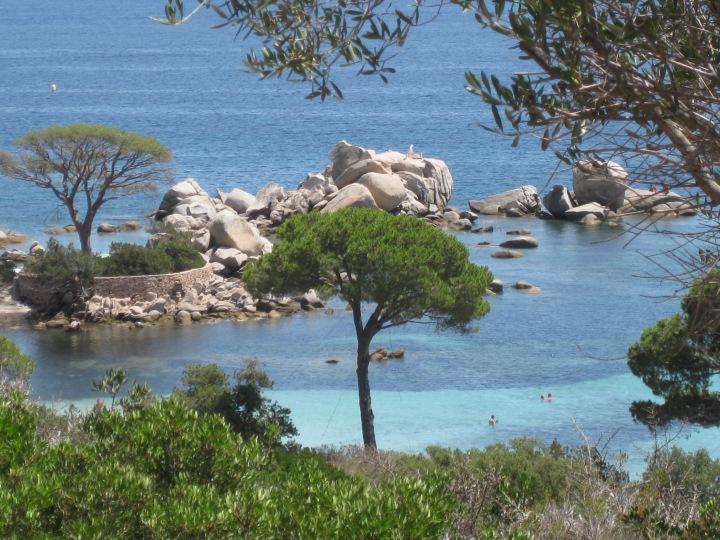 Korsikas schönste Strände: Der Strand vonTamaricciu