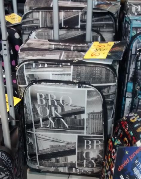 Mein neuer Koffer