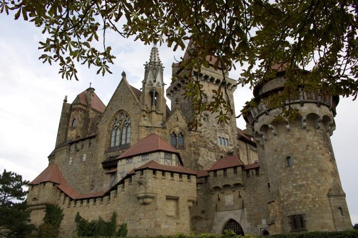 Ausflugstipp: Burg Kreuzenstein