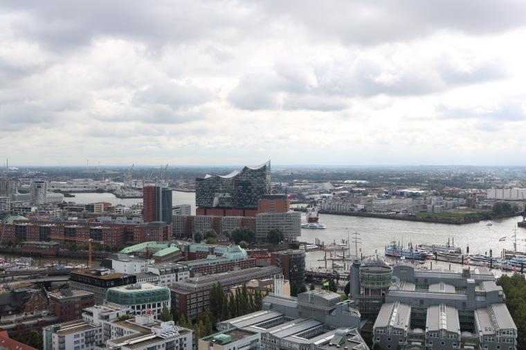 Hamburg_Aussicht_Michel_Elbphilharmonie_