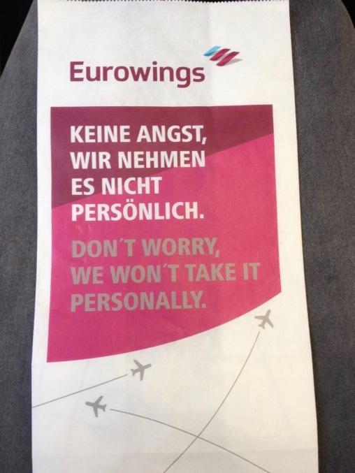 Speibsackerl_Humor_Eurowings_Flugzeug
