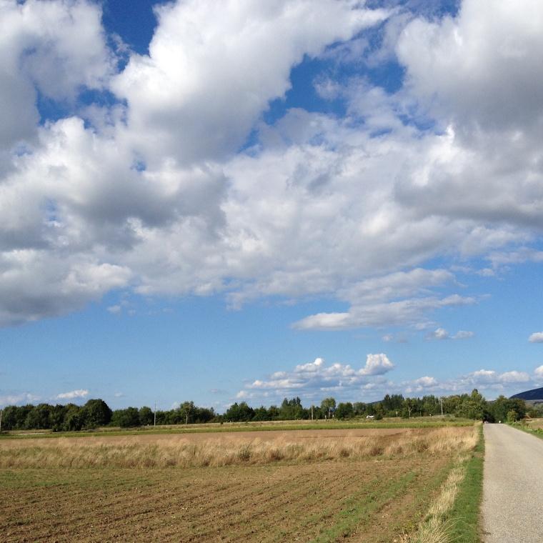 Wolkenbild_Carnuntum_Österreich