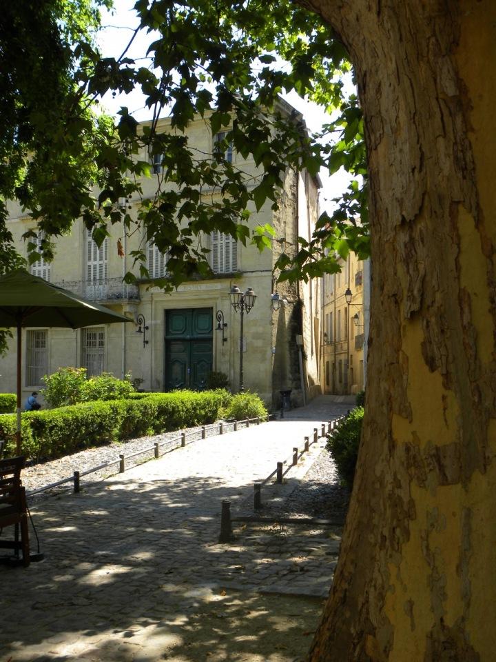 Altstadtimpression_Montpellier
