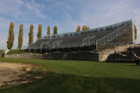 Amphittheater in Carnuntum