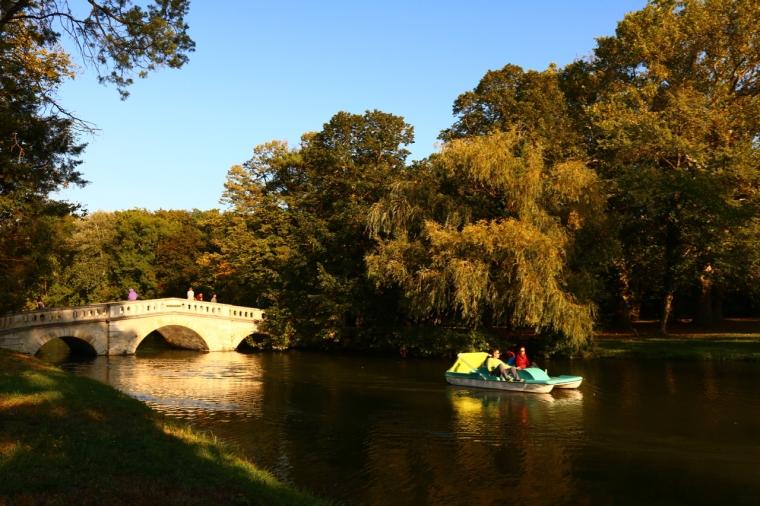 Die Steinerne Brücke_Schlosspark Laxenburg