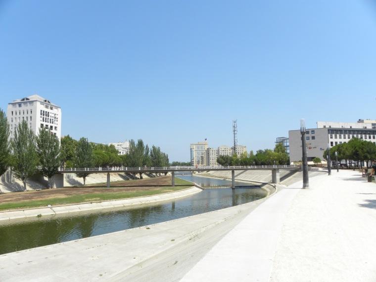 Montpellier_Fluss_Le Lez