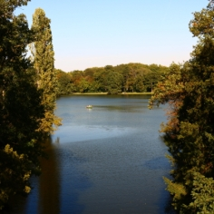 Schlosspark Laxenburg_See