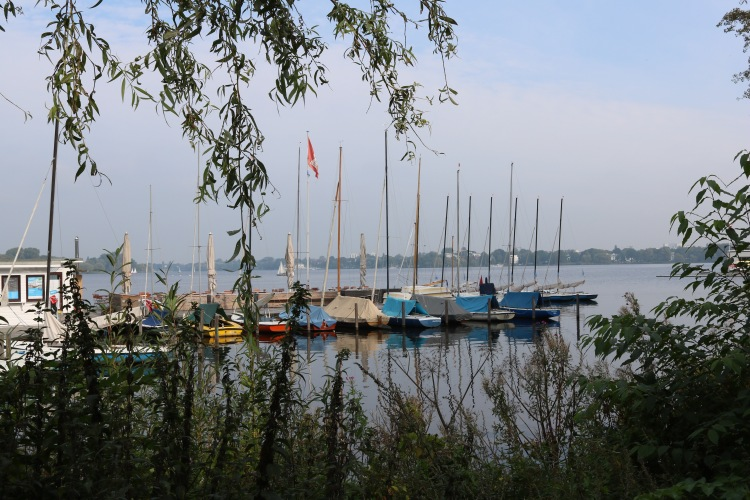 Spaziergang an der Außenalster_Hamburg