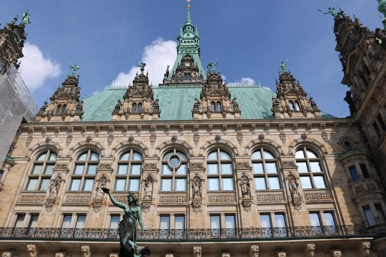 Städtetrip Hamburg_Rathaus