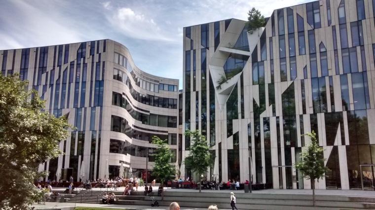 Düsseldorfs Architektur