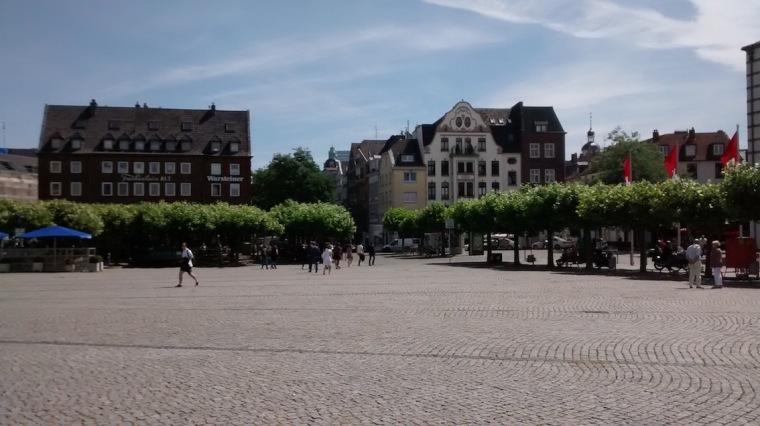 Der Burgplatz