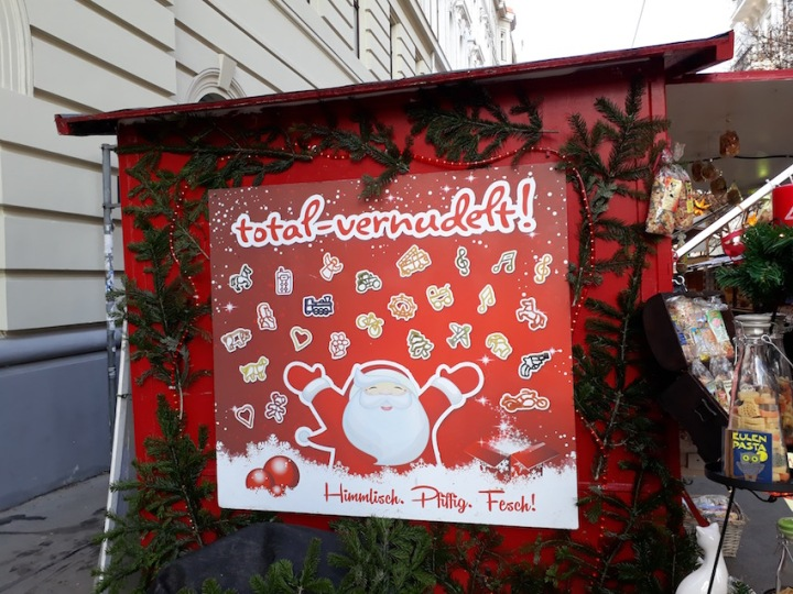 Am Weihnachtsmarkt am Spittelberg_total vernudelt