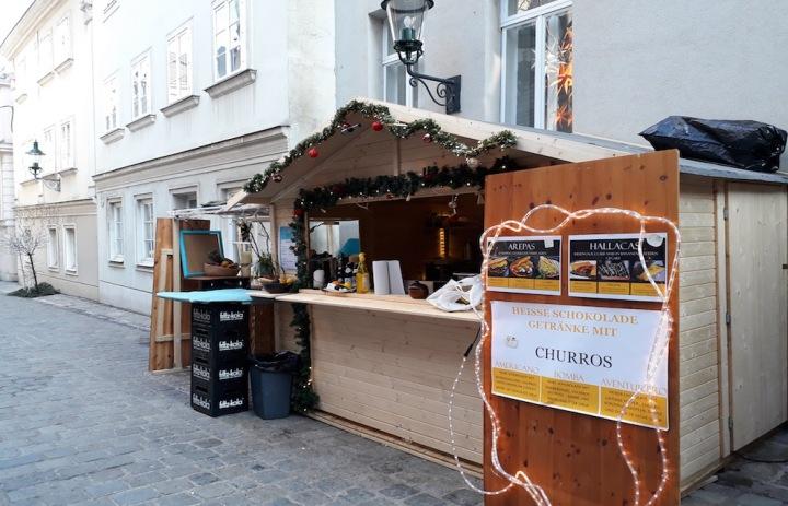 Der Weihnachtsmarkt am Spittelberg