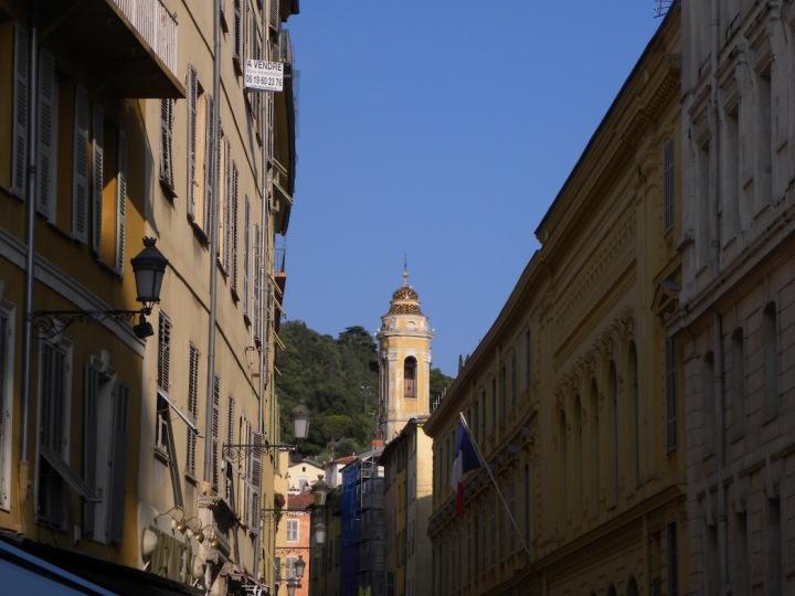 Die Altstadt von Nizza