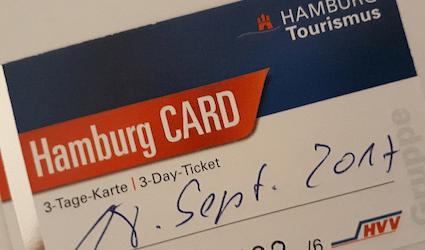 Hamburg-CARD: Spartipp oderTouristenfalle?