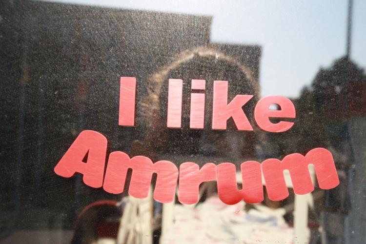I like Amrum