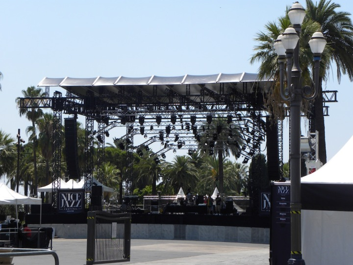 Jazzfestival in Nizza 2015