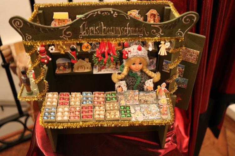 Kunsthandwerk am Weihnachtsmarkt
