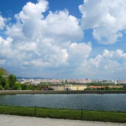 Ausblick von der Gloriette © pixabay.com