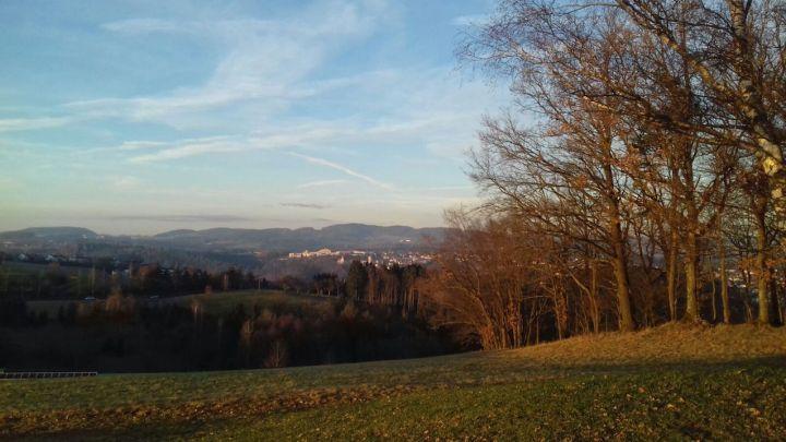 Blick vom Kalvarienberg