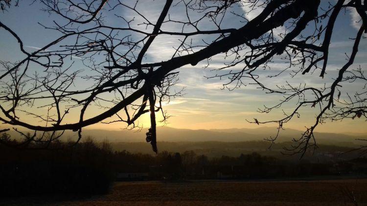 Foto vom Kalvarienberg aus