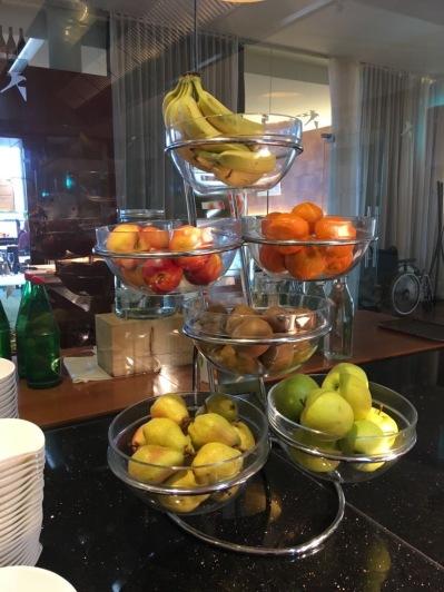 Frühstücksbuffet im Falkensteiner