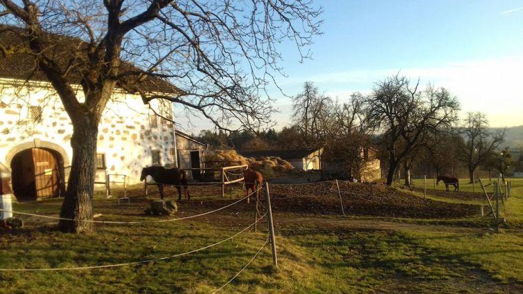 Idylle pur_Bauernhof am Aisttalrundweg