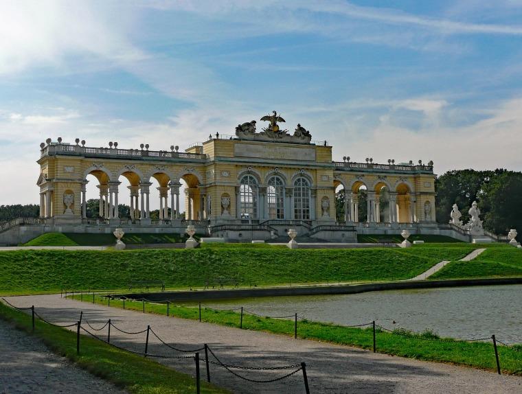 Schönbrunn_Gloriette