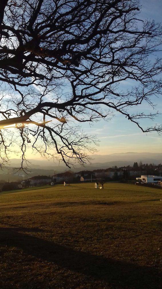 Winterspaziergang in Wartberg_Kalvarienberg