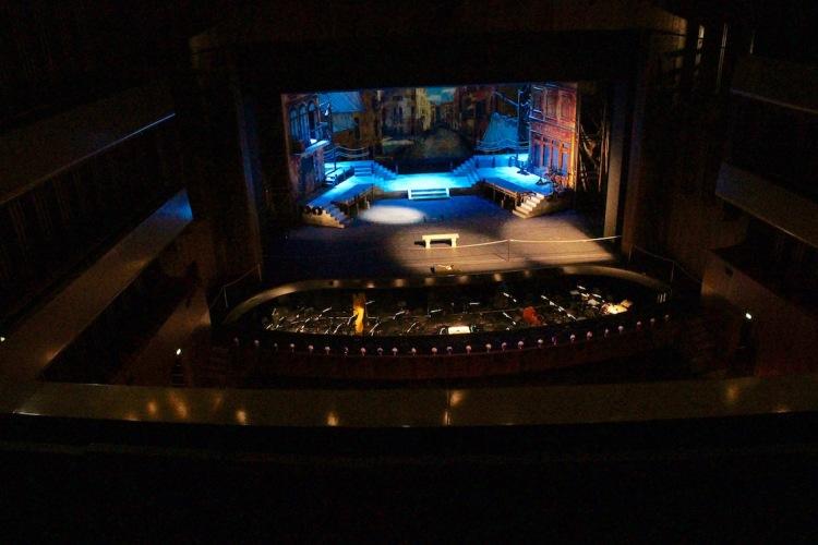 Auditorium_Großer Saal_Musiktheater Linz
