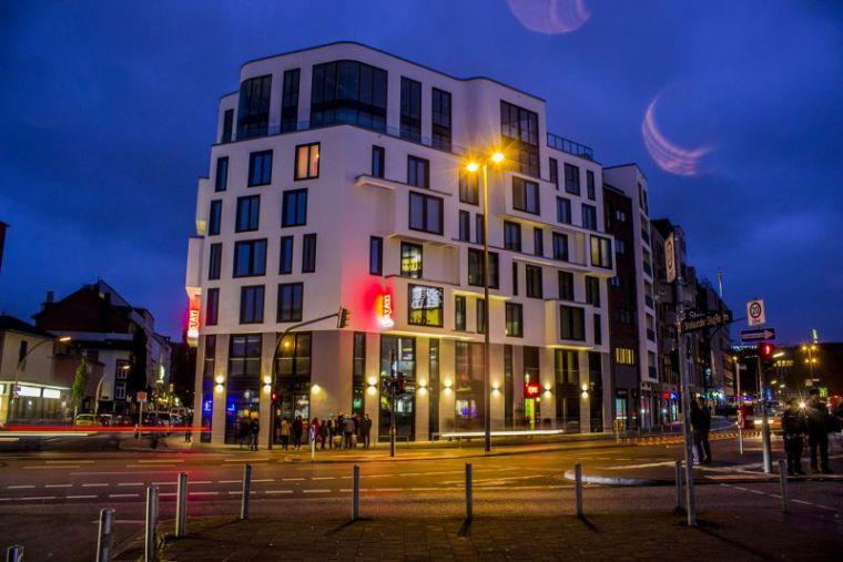 Hoteltipp Hamburg_Stay Hotel Boardinghouse von außen