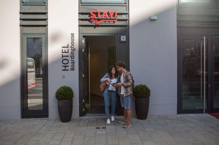Hoteltipp für Hamburg: Stay! HotelBoardinghouse