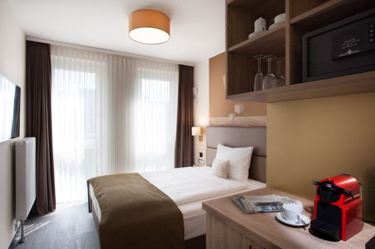 Hoteltipp Hamburg_Stay Hotel Boardinghouse_unser Zimmer