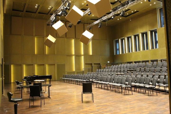Musiktheater Linz_Orchestersaal