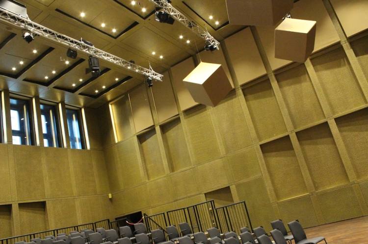 Orchestersaal in Linz