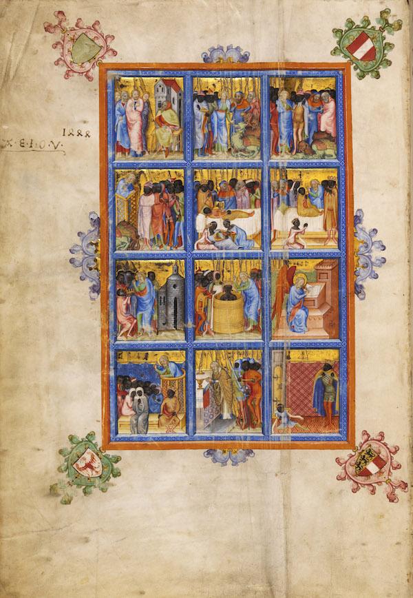 Der Gründungskodex_ Evangeliar_1368