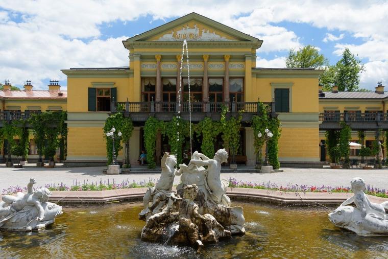 Die Kaiservilla in Bad Ischl_Salzkammergut