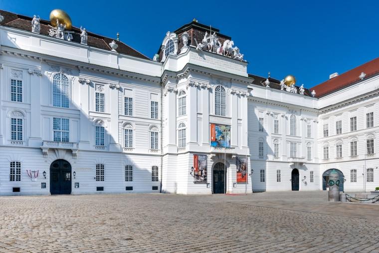 Josefsplatz Wien
