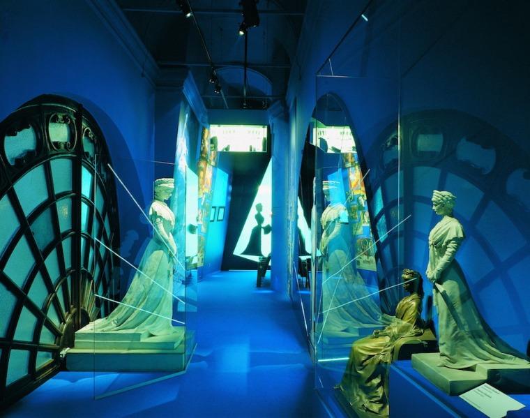 Mythos Sisi_Statue von Hermann Klotz