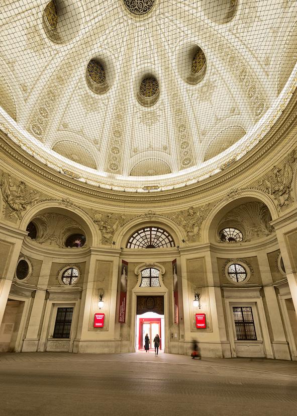 Sis Museum_Wiener Hofburg_Michaelerkuppel